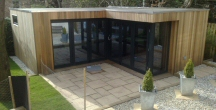 Garden offices garden room buildings insitu garden for Garden rooms cheshire