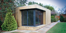 Garden offices uk garden room buildings cheshire for Garden rooms cheshire