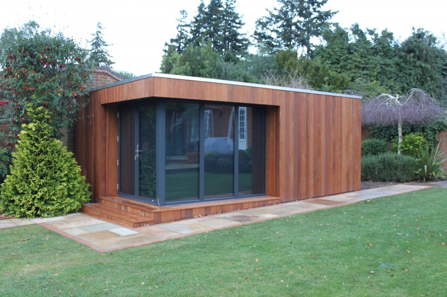Case studies for The garden office